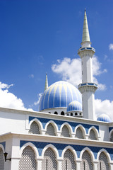 sultan ahmad i state mosque