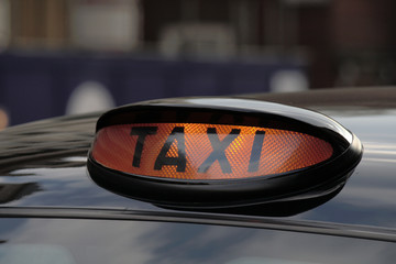 taxi de londre