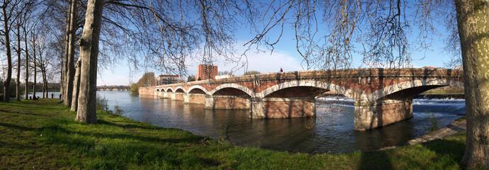 pont de halage de tounis