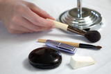 cosmetic tools poster