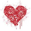 heart, design, illustration