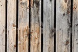 colorful natural wooden planks poster