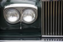 Vintage bil