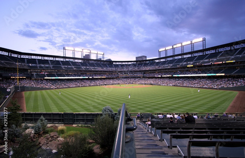 baseball field - 2932277