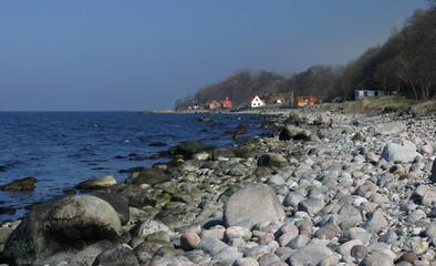 coast of bornholm