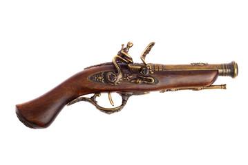 retro handgun