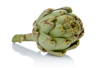 fresh and tasty artichoke