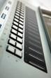 pupitre de clavier d'imprimerie