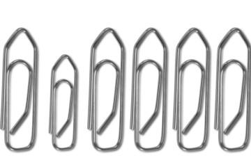 alignement de trombonnes