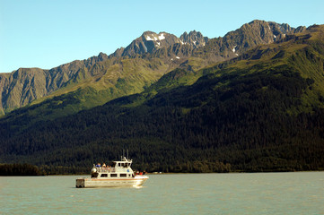 resurrection bay in alaska