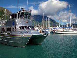 boat in seward alaska