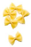 Fototapety farfalle pasta