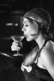 Fototapeta kobiece - bar - Picie