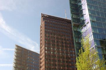 hochhäuser in berlin