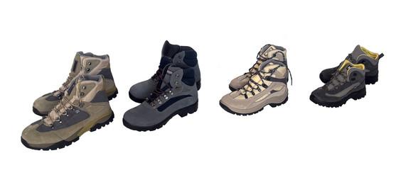 botas de marcha