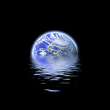 earth submerged - Fine Art prints