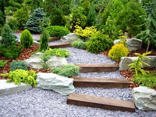 designer garden