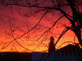 sunrise in pennsylvania