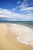 Tropical beach in Maui, Hawaii. poster