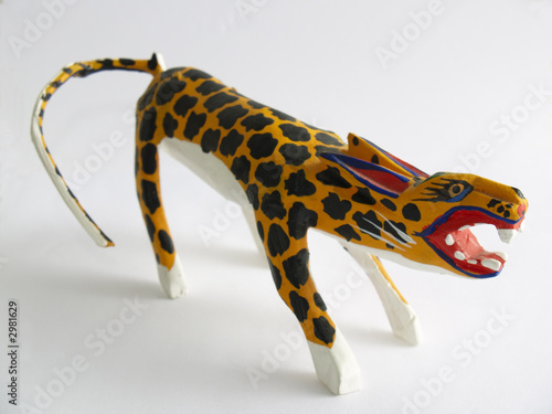 alebrije of a jaguar