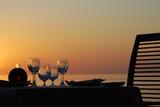 Fototapety dinner table