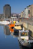 harbor i n norway poster