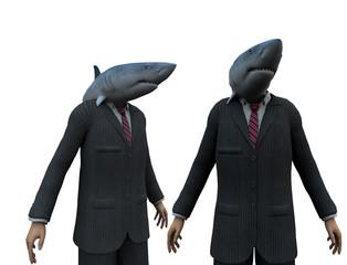 shark heads 7