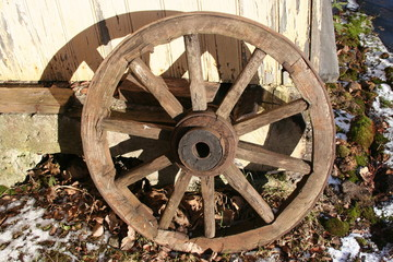 wheel of a life