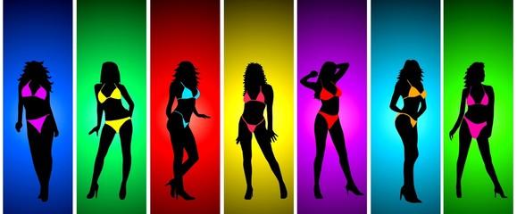 gogo bikini girls