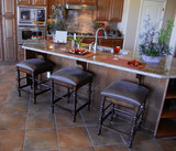 Beautiful Home Kitchen Interior Design poster