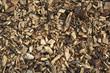 wood chip mulch
