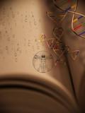 book of life: genetics 2 poster