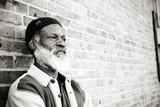 Fototapety black man