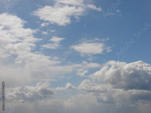 Leinwandbild Motiv gloomy sky