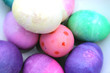 grouping of easter eggs