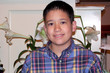 boy easter portrait / child