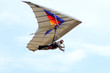 hangglider flying