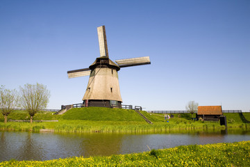 dutch windmill 20