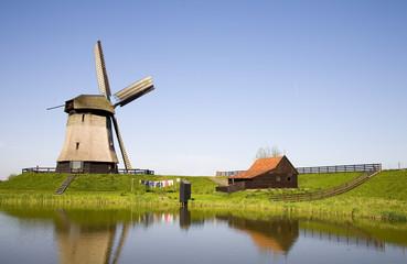 dutch windmill 21