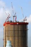 condominium construction poster
