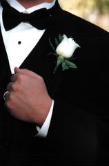 grooms tuxedo