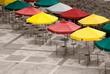 large parasols poster