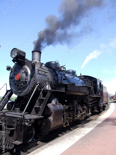 steam engine 90