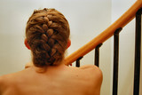 french braid poster