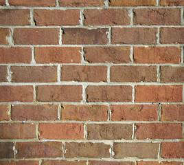 brick wall with mortar