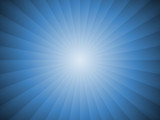 blue shine poster