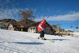 Fototapeta sciare in trentino