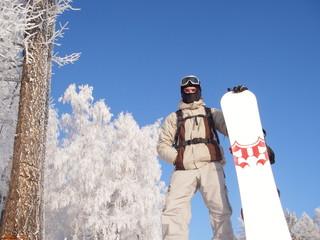 ural mountain freeride