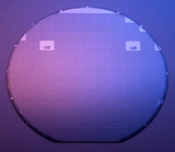 silicon wafer poster