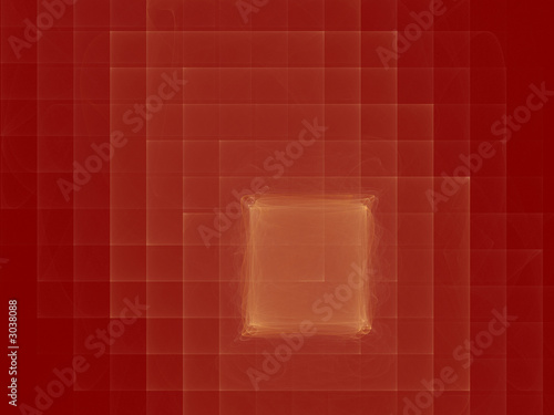 red squares background - abstract